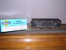 Athearn Spec. Erie 34' O.S.Hopper Car #24505 Blt-up w/Kadees, Metal Whls & Weath
