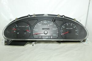 Speedometer Instrument Cluster 05 06 Mazda B-2300 B-3000 B-4000 116,874 Miles