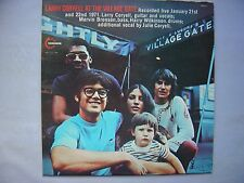 Larry CORYELL at the village gate (LP live de 1971)