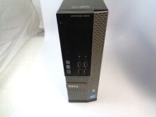 Dell Optiplex 9010 SFF i7-3770 3.4GHz 8GB RAM 500GB HDD Windows 7 Pro