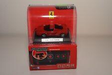 V 1:50 SILVERLIT FERRARI ENZO R/C RADIO CONTROL RED MINT BOXED