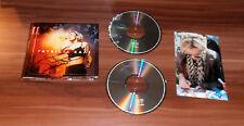PATRICIA KAAS * France *, Original signed CD COVER * Ce sera nous + CD