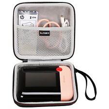 LTGEM EVA Case for Polaroid POP 3x4 Instant Print Digital Camera -Travelling Bag