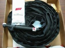 """Masterweld WP20FV-25R """"TIGMASTER"""" Torch Water-Cooled 250AMP FLEXIBLE Head - USA"""