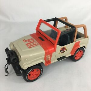 2018 Jurassic Park Jeep Wrangler Legacy Collection JP18 World For Action Figures