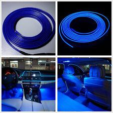 2 Meter Interior Decoration Atmosphere Glow  Light blue Cold EL Wire For Lexus