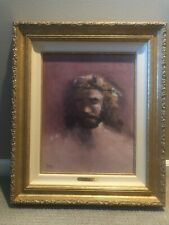 "Thomas Kinkade ""The Prince of Peace"" Framed, Limited Edition, Numbered Canvas"