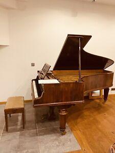 A saisir:  A saisir piano 1m80 Erard, Début De XX Siècle, en bon état