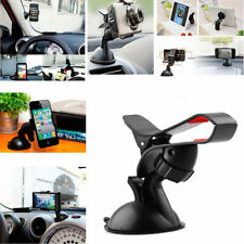 """Universal Car Windshield Mount Holder For  (CELL PHONES UP TO 3 1/2"""" WIDE) NEW"""