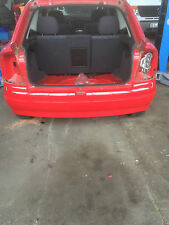 Opel Astra G Stoßstange Heckstoßstange Rot Y547 Heckschürze