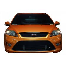 Zunsport ZFR35208B Black Full Front Lower Grille Set - FORD FOCUS ST 08MY