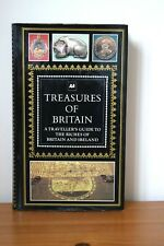 AA Treasures of Britain-A Travellers Guide to the Riches of the United Kingdom