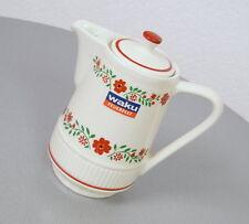 Waku vecchia Ceramica brocca caffè BROCCA refrattario 1 LITRI VINTAGE 50er J. come nuovo