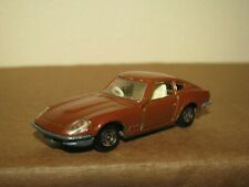 Tomica Tomy No.58 Nissan Fairlady 240ZG Brown 1:64
