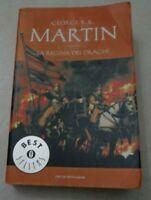 GEORGE R.R. MARTIN LA REGINA DEI DRAGHI LE CRONACHE DEL GHIACCIO E DEL FUOCO