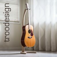 Guitar Stand - Wooden Free Standing