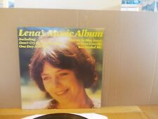 Vinyl album Lena's Music Album on PYE records N123.