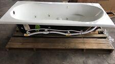 """Kohler 72"""" x 36"""" Kohler Proflex Whirlpool Drop In Bathtub K-1157-0 White"""