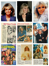 Linda Evans HUGE collection  700 photos clippings & magazine articles Dynasty V1
