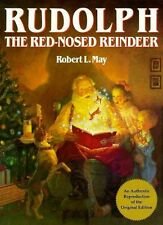 Rudolph the Red-Nosed Reindeer by Robert May
