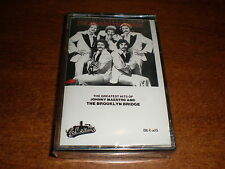 Johnny Maestro/The Brooklyn Bridge CASSETTE The Greatest Hits Of NEW