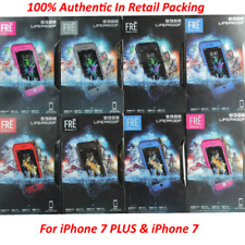 Authentic LifeProof Fre WaterProof Case Cover For Apple iPhone 7 & iPhone 7 Plus