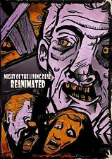 NIGHT OF THE LIVING DEAD-LIMITED EDITION (VHS,2015) NEW&SEALED U.S IMPORT RARE!!