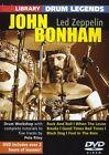 Lick Library DRUM LEGENDS Led Zeppelin's JOHN BONHAM Lessons Video DVD