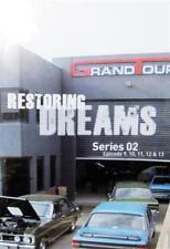 RESTORING DREAMS DVD - XR XT XW XY XA XB XC GS GT HO - SERIES 2 - EPISODE 9-13