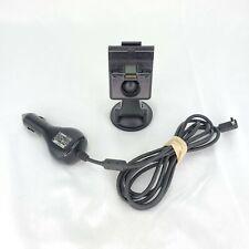 Garmin Nuvi 320-00239-22 GPS Vehicle Car Charger Adapter & Dash Dock Mount