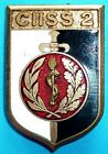 Insigne du Centre d'Instruction Interrégional du Service de Santé numéro 2