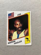 1986 Panini CARD Sticker Marvin Hagler Boxing Supersport #144 New !!!