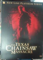 The Texas Chainsaw Massacre Platinum Series DVD
