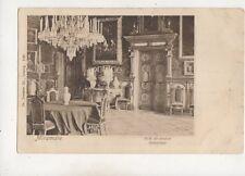 Miramare Sala Da Pranzo Speisesaal Vintage U/B Postcard Italy 628b