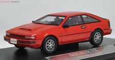 1 43 Hi Story Model 1983 Nissan Silvia S12 DOHC Turbo RS-X Red