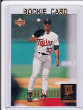 Johan SANTANA ROOKIE Baseball 2001 Upper Deck STAR RC CARD Twins New York Mets
