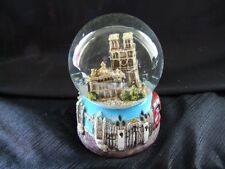 Scenes of London Water Ball Snowglobe Westminster Abbey.