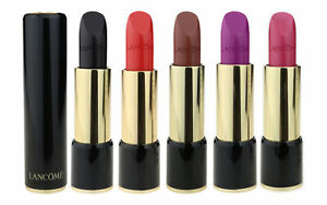 Lancome L'Absolu Rouge Lipcolor 0.12oz/3.4g New In Box (Choose Your Shade!)