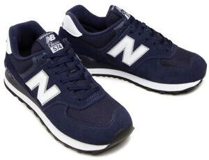 New balance 574 navy a scarpe da ginnastica da uomo | Acquisti ...
