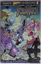 1995 STORMWATCH #23 1/2  WIZARD SUPPLEMENT   -   VF                  (INV14238)