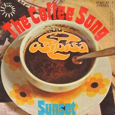 "OSIBISA – The Coffee Song (1976 VINYL SINGLE 7"" HOLLAND)"