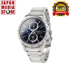 Seiko SPIRIT SBPY115 SPIRIT Elegant Men's Watch CHRONOGRAPH - 100% GENUINE JAPAN