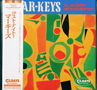 MAR-KEYS-LAST NIGHT-JAPAN MINI LP CD BONUS TRACK C94
