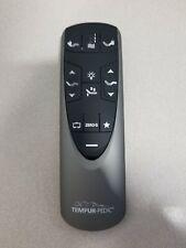 Tempurpedic remote control