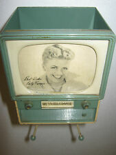 Vintage Westinghouse Television Advertising Betty Furness Pen TV Holder 1950's
