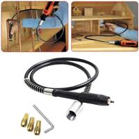 Electric Grinder Shaft Extension Flexible Rotary Drill Tool Drive Shaft