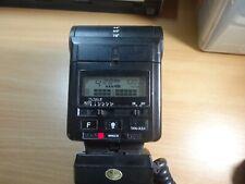 Cobra D650 LCD Dedicated Flash and Pro-Grip & Bracket Minolta 5000/7000/9000