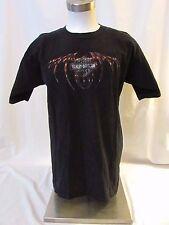 Harley Davidson T Shirt Men's Size Large Black Crystal River Fl Manatee