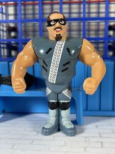 WWF Hasbro S6 Repo Man Action Works!! Titan Sports 🔥MINT🔥