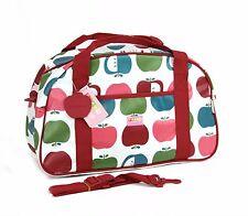 "Penny Scallan Design Australia Juicy Apple Sleepover Duffle Bag Youth Kid 17"""
